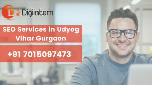 SEO Services in Udyog Vihar Gurgaon