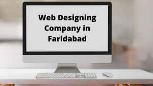 Web Designing company in Faridabad