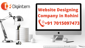 Website Designing Company in Rohini