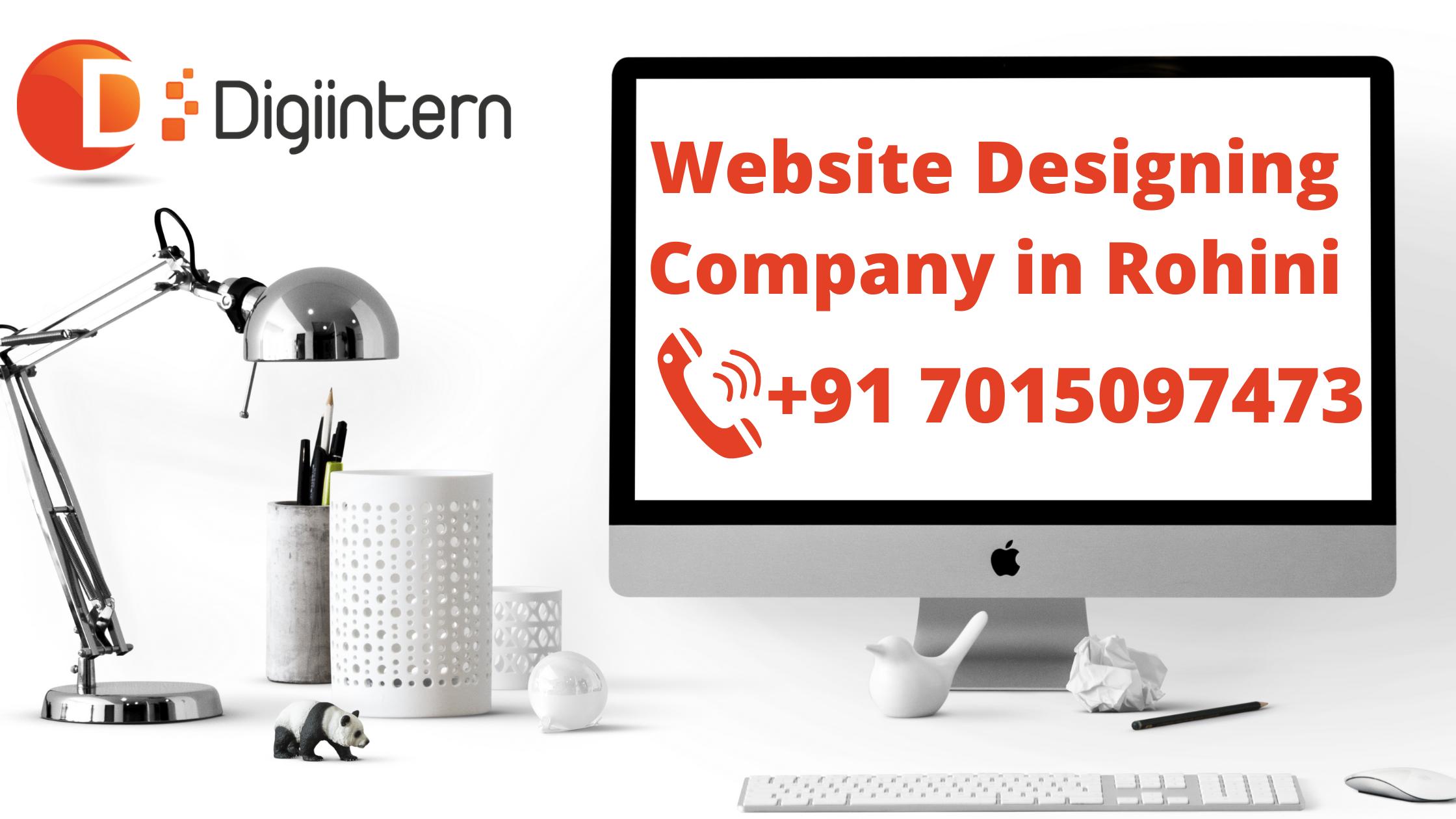 Website Designing Company in Rohini