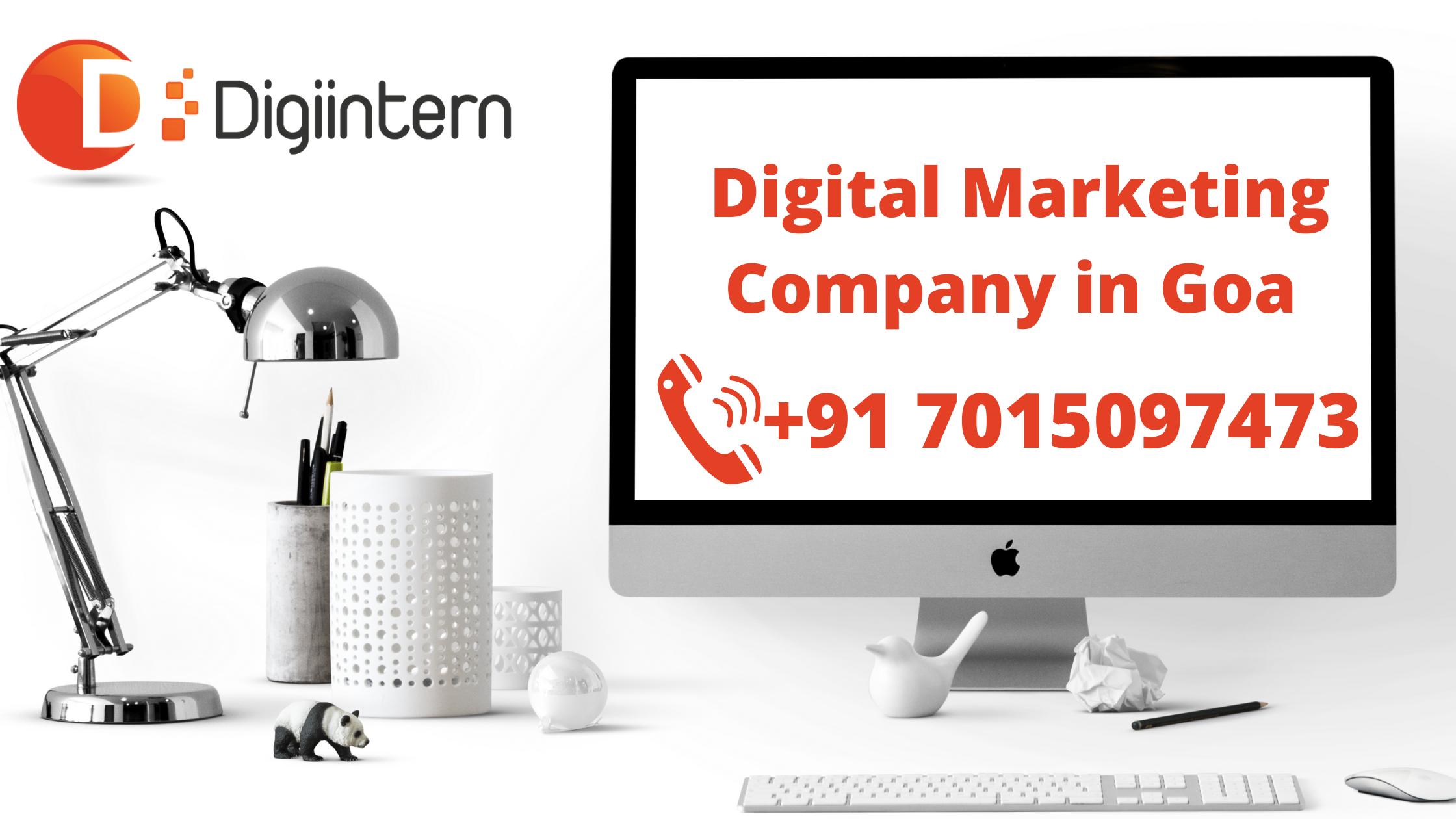 Digital Marketing Company in Goa