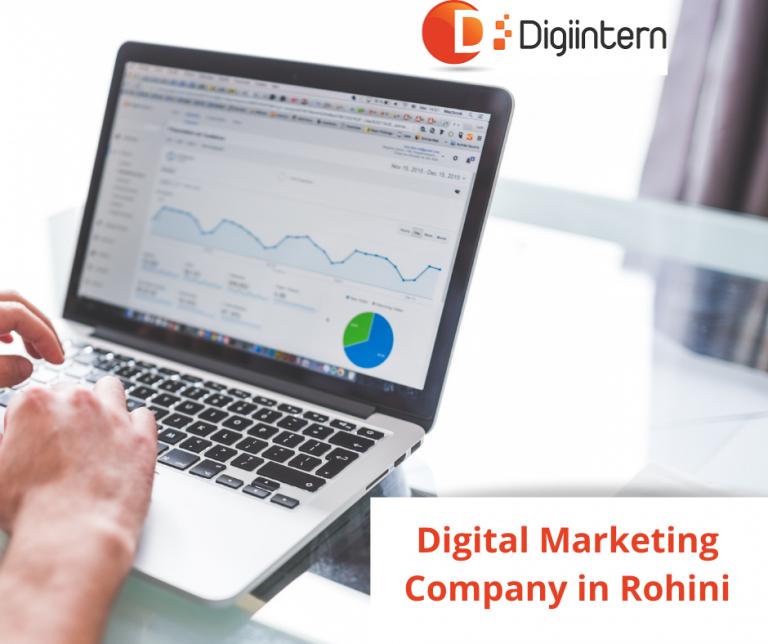 Digital Marketing Company in Rohini