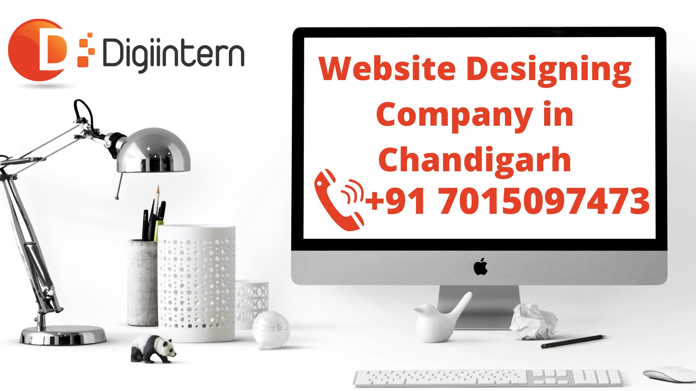 Website Designing Company in Chandīgarh