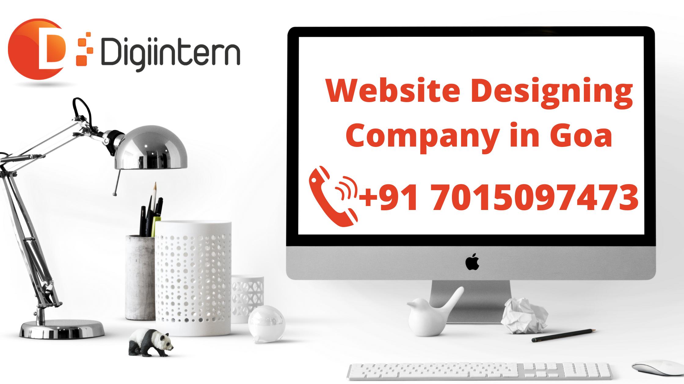 Website Designing Company in Goa